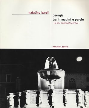 "The book ""Perugia tra immagini e parole"" (Perugia between images and words)  - Out of print"
